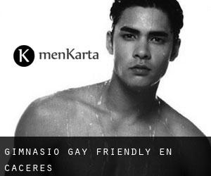 Gimnasio Gay Friendly en Cáceres